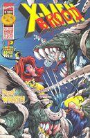 X-Men vs. the Brood Vol 1 2