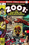2001, A Space Odyssey Vol 2 1