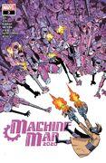 2020 Machine Man Vol 1 2