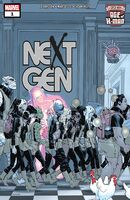 Age of X-Man Nextgen Vol 1 1