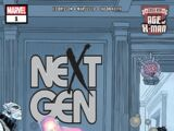 Age of X-Man: Nextgen Vol 1 1