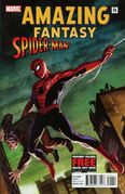 Amazing Fantasy 15 Spider-Man! Vol 1 1