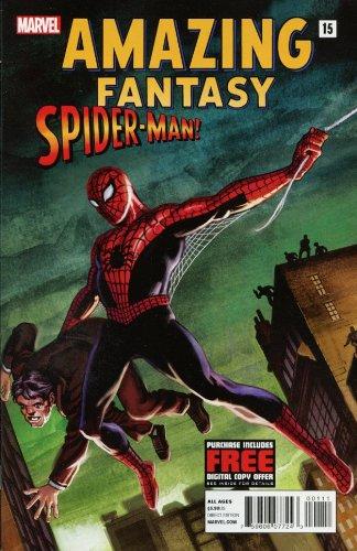 Amazing Fantasy 15: Spider-Man! Vol 1
