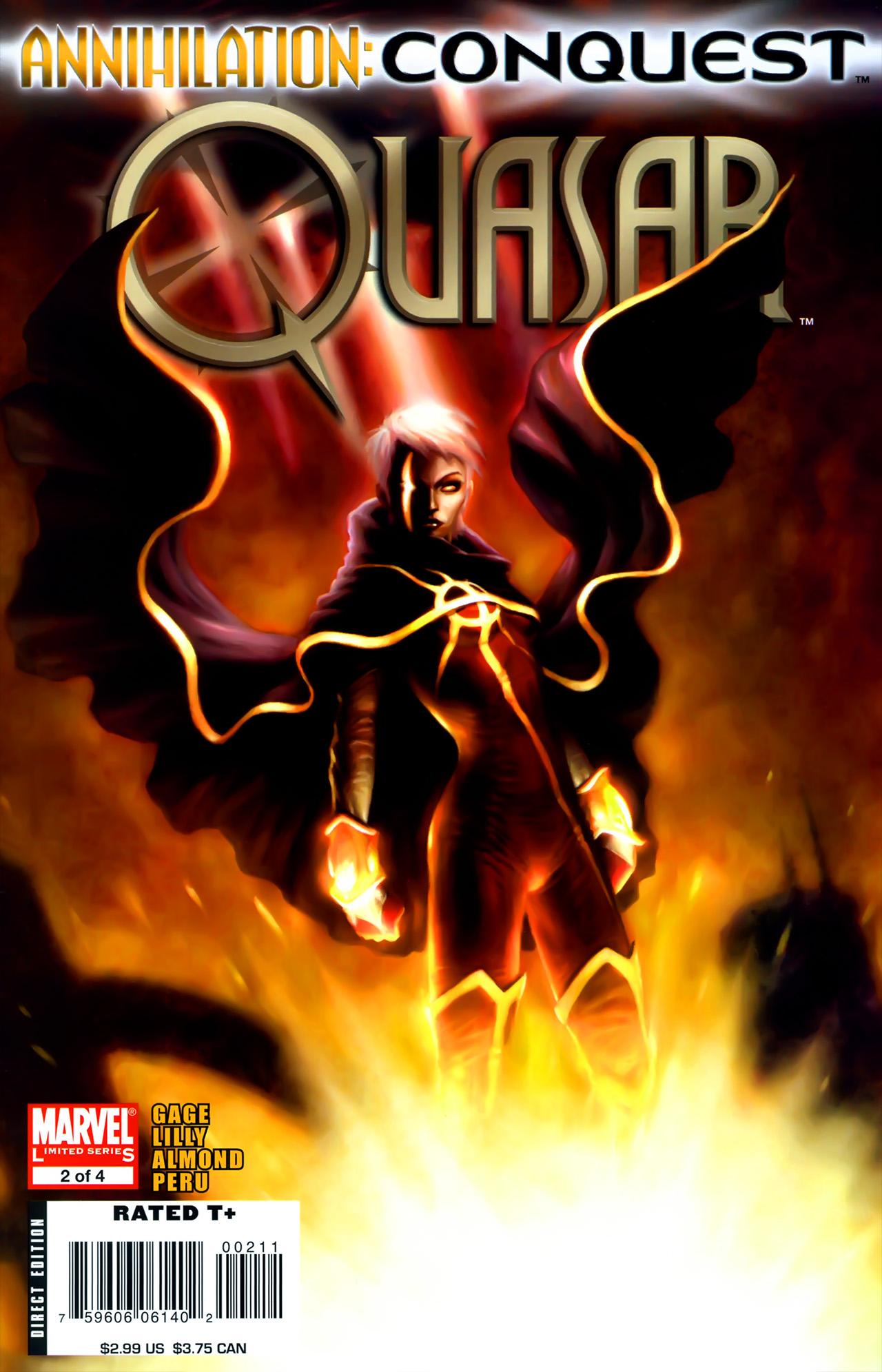 Annihilation: Conquest - Quasar Vol 1 2