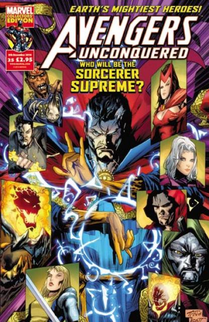 Avengers Unconquered Vol 1 25
