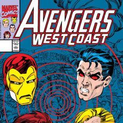 Avengers West Coast Vol 2 58