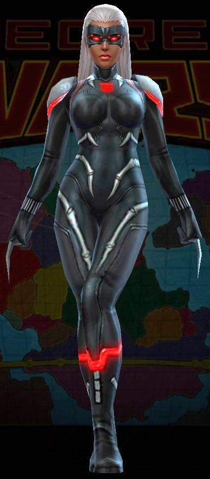 Black Widow (Tania) (Earth-TRN012)