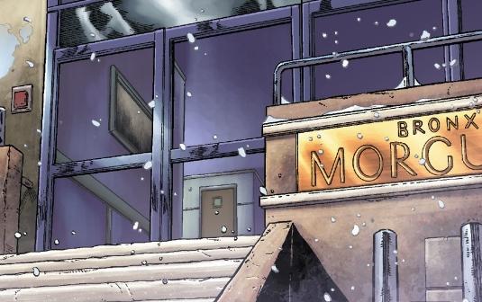 Bronx Morgue