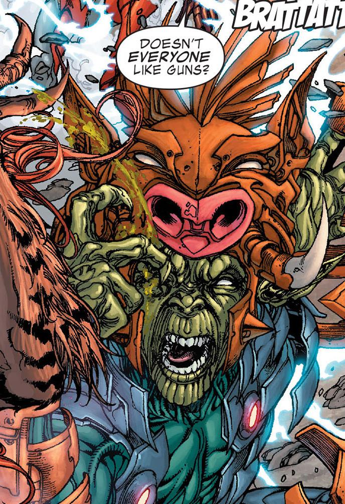 Buford Hollis (Skrull) (Earth-616)