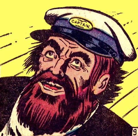 Cap'n Barracuda (Earth-616)