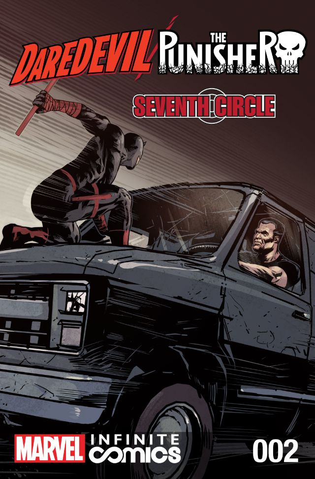 Daredevil/Punisher: Seventh Circle Infinite Comic Vol 1 2