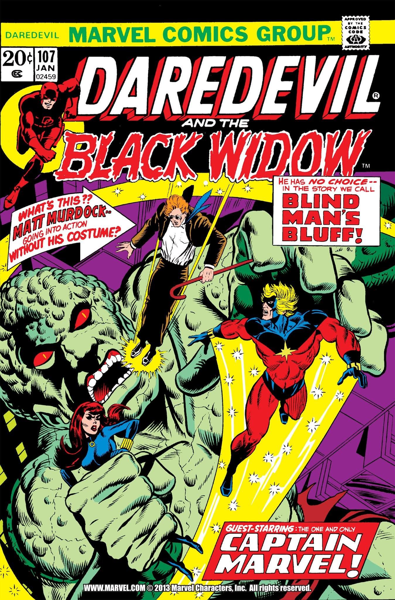 Daredevil Vol 1 107