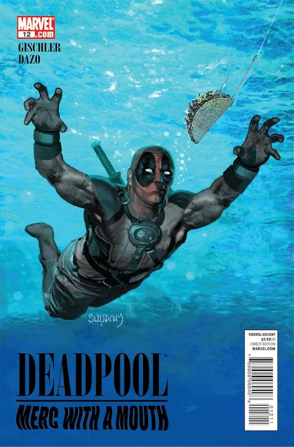 Deadpool: Merc with a Mouth Vol 1 12