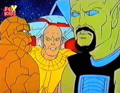 Fantastic Four (1978 animated series) Season 1 7
