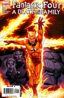 Fantastic Four A Death in the Family Vol 1 1