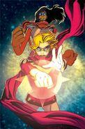 Generations Ms. Marvel & Ms. Marvel Vol 1 1 Anka Variant Textless