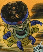 George Tarleton (Project Doppelganger LMD) (Earth-18236) from Spider-Man Deadpool Vol 1 34 001.jpg