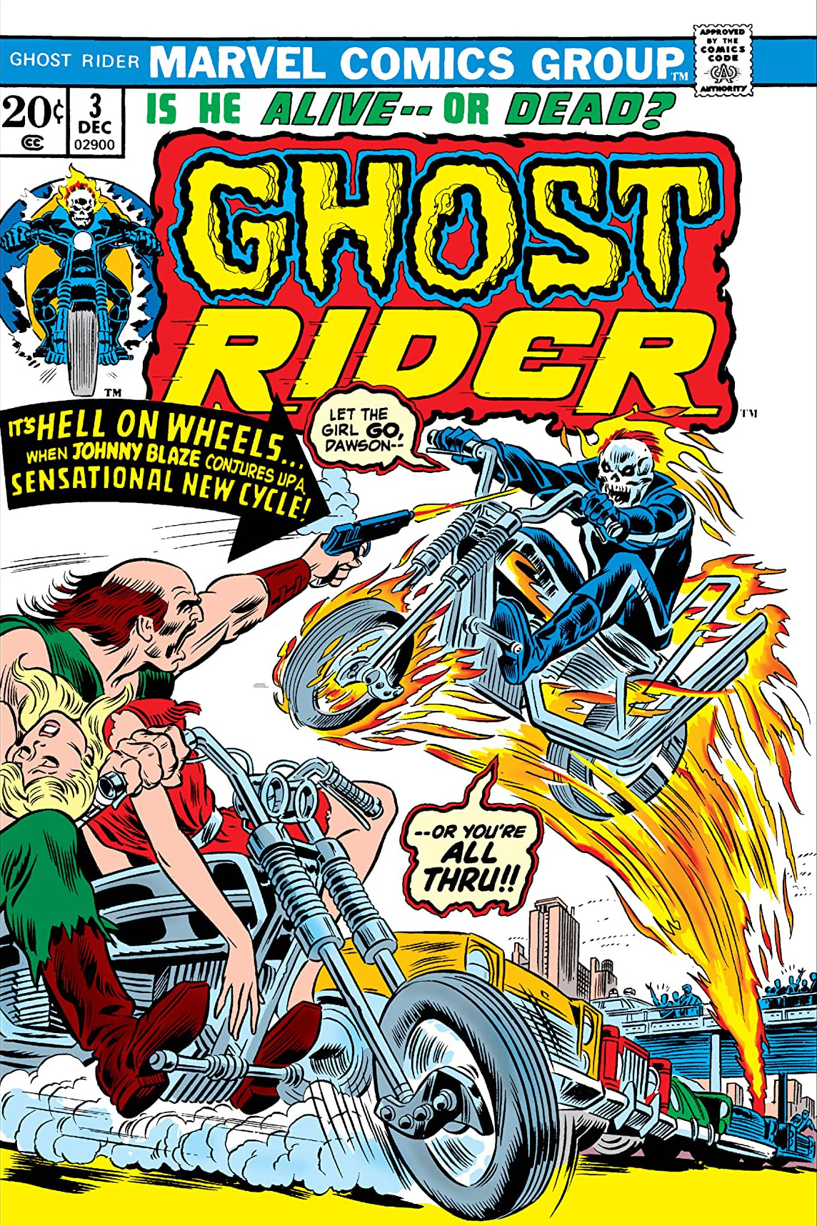 Ghost Rider Vol 2 3
