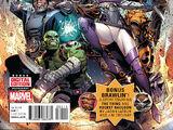 Guardians of Infinity Vol 1 1