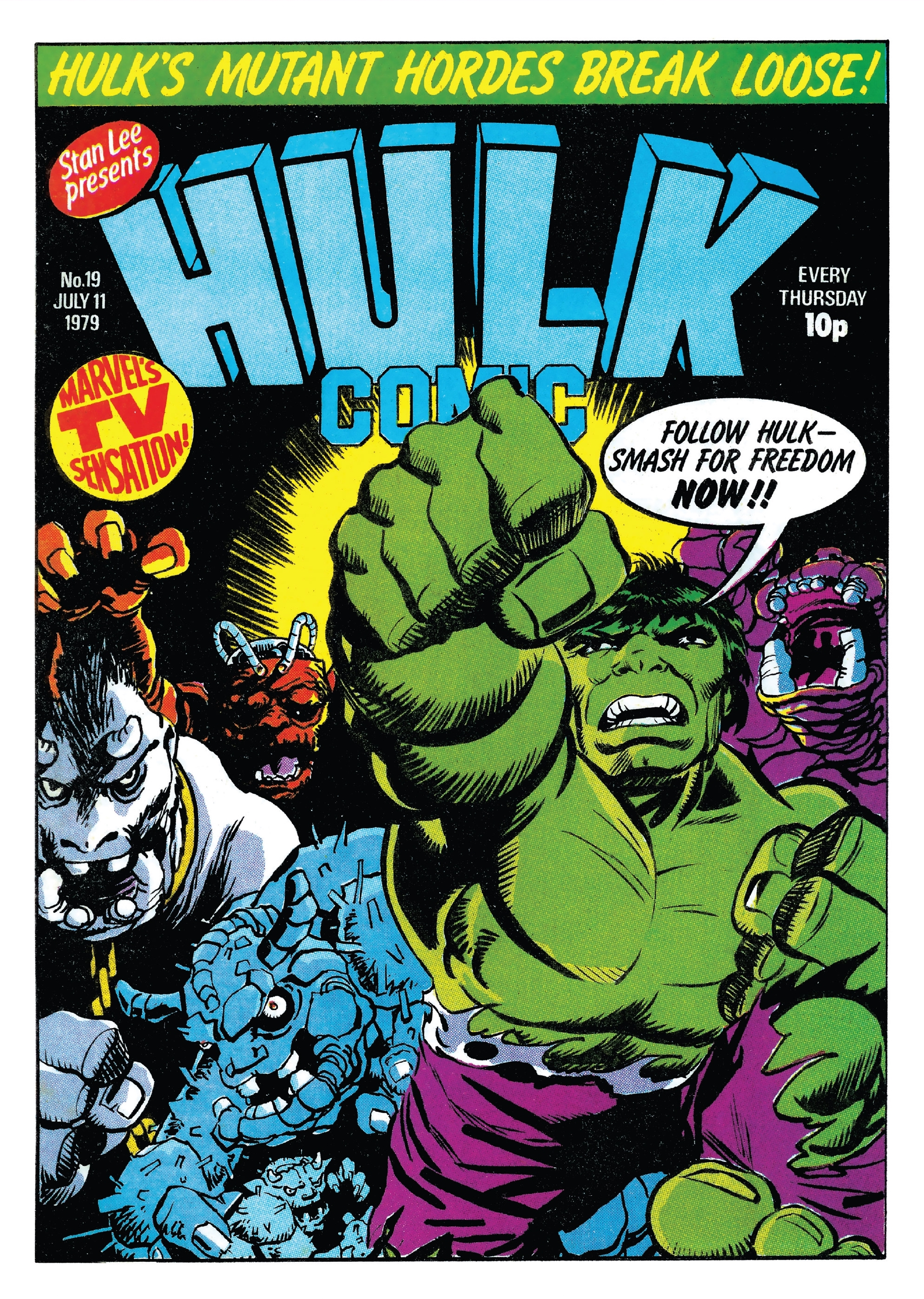 Hulk Comic (UK) Vol 1 19