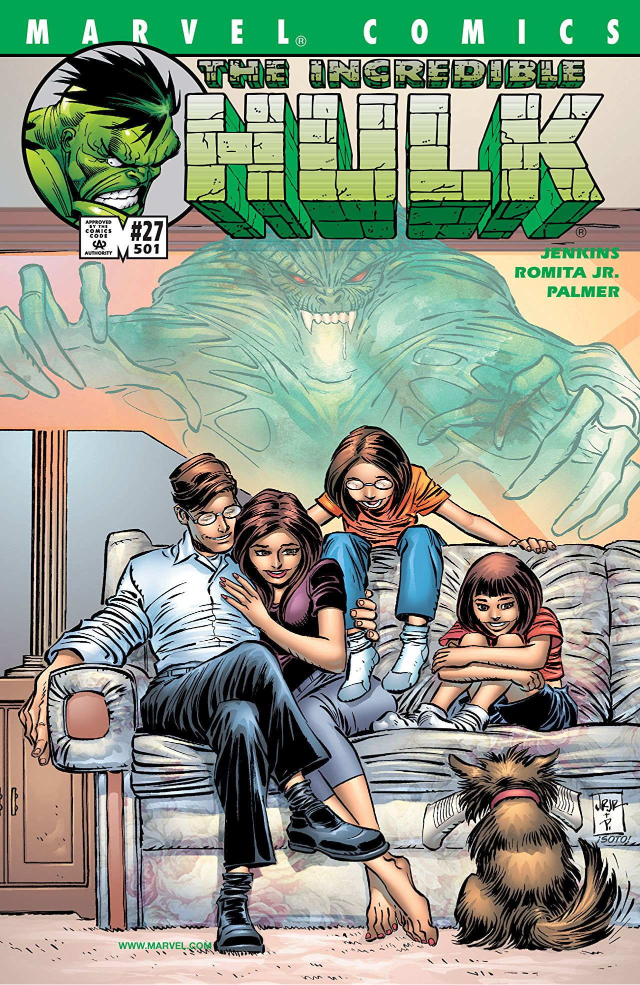 Incredible Hulk Vol 2 27