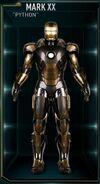 Iron Man Armor MK XX (Earth-199999)