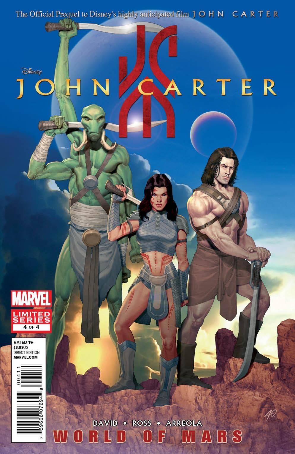 John Carter: World of Mars Vol 1 4