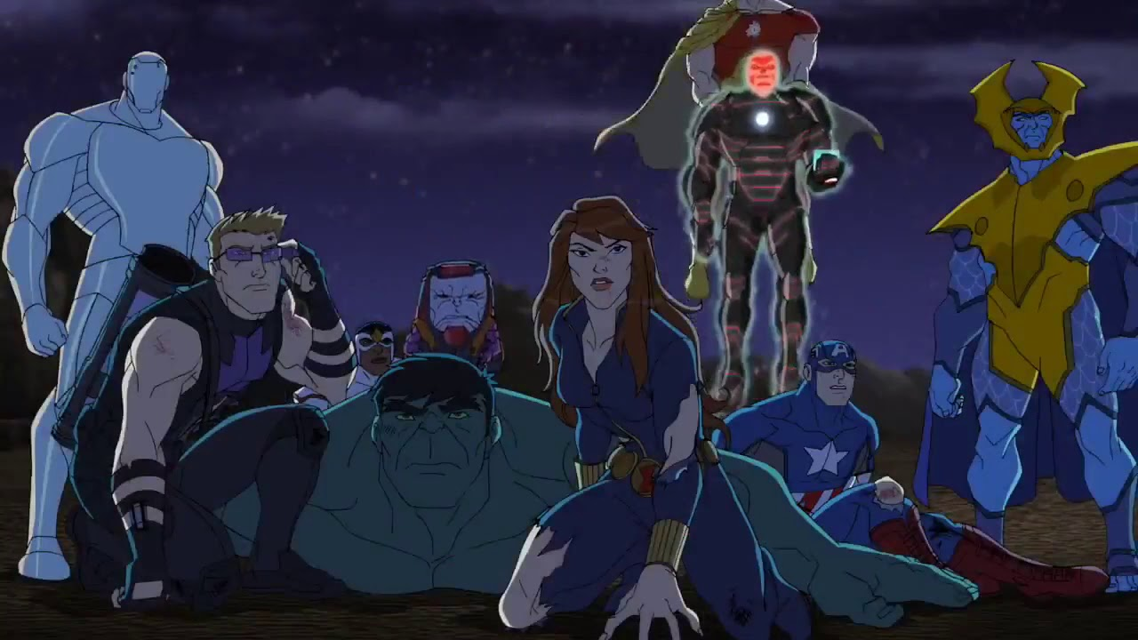 Marvel's Avengers Assemble Season 1 21