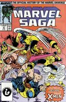 Marvel Saga the Official History of the Marvel Universe Vol 1 21