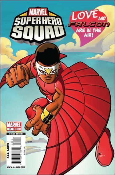 Marvel Super Hero Squad Vol 2 2