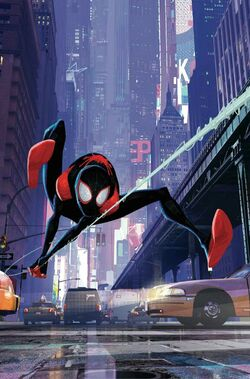 Miles Morales Spider-Man Vol 1 1 Animation Variant Textless.jpg