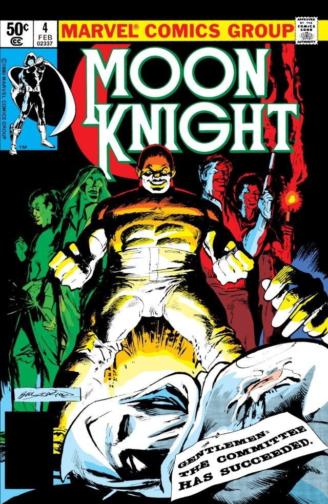 Moon Knight Vol 1 4