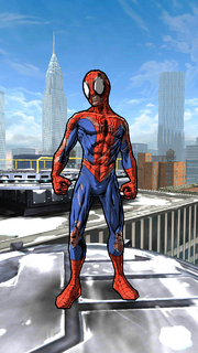 Peter Parker (Earth-TRN465) from Spider-Man Unlimited (video game).png