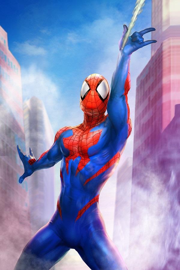 Peter Parker (Pocket Universe) (Earth-TRN461)