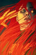 Phoenix Resurrection The Return of Jean Grey Vol 1 1 Frison Variant Textless
