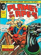 Planet of the Apes (UK) Vol 1 38