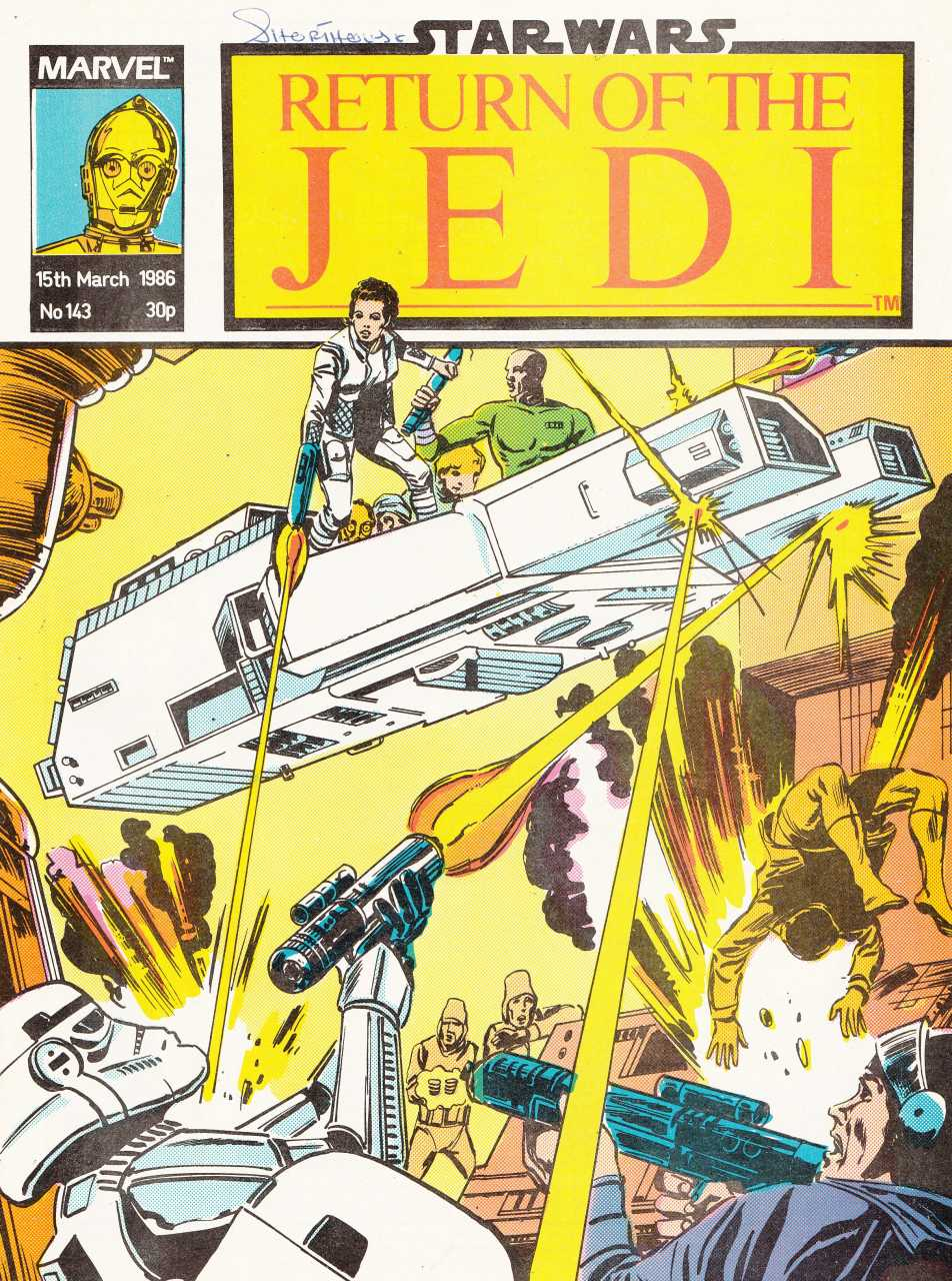 Return of the Jedi Weekly (UK) Vol 1 143