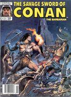 Savage Sword of Conan Vol 1 166