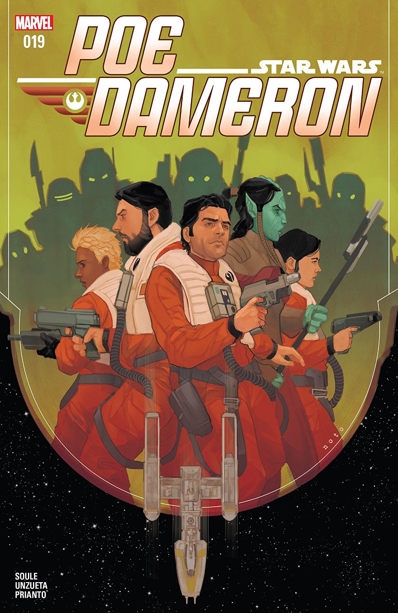 Star Wars: Poe Dameron Vol 1 19