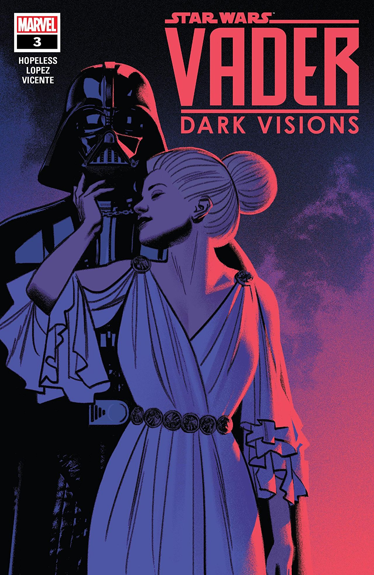 Star Wars: Vader - Dark Visions Vol 1 3