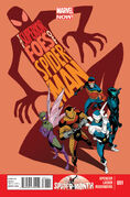 Superior Foes of Spider-Man Vol 1 1