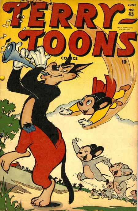 Terry-Toons Comics Vol 1 45