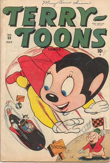 Terry-Toons Comics Vol 1 58