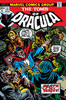 Tomb of Dracula Vol 1 13
