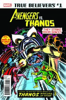True Believers Avengers vs. Thanos Vol 1 1