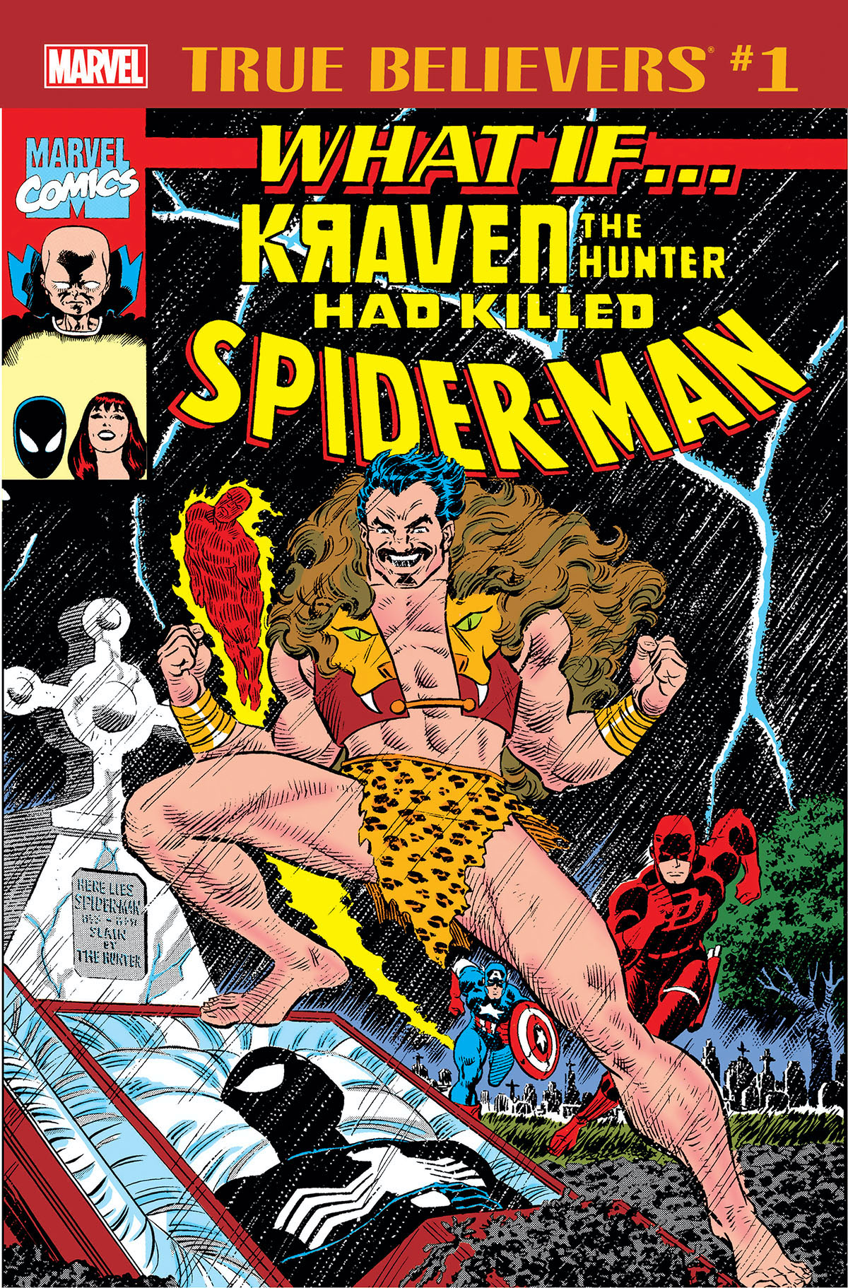 True Believers: What If Kraven the Hunter Had Killed Spider-Man? Vol 1