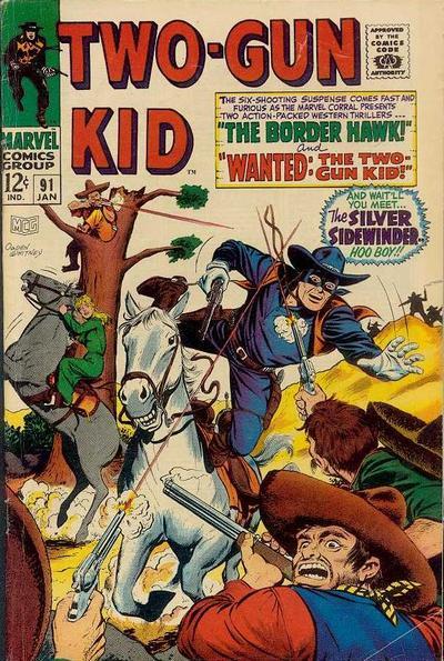 Two-Gun Kid Vol 1 91