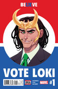 Vote Loki Vol 1 1