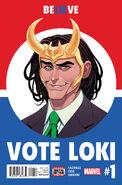 Vote Loki Vol 1 1
