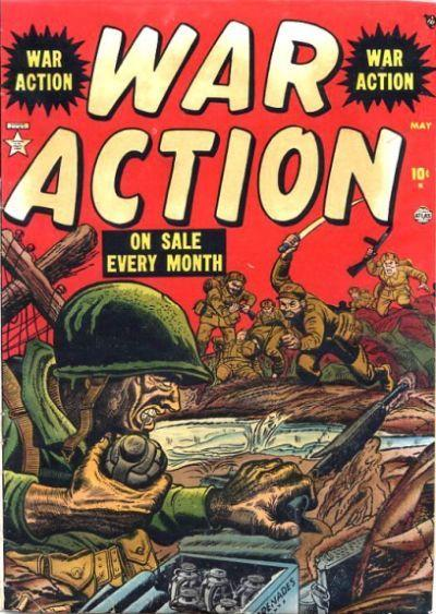 War Action Vol 1 2
